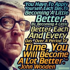 john wooden quotes - Google Search