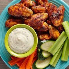 Recipe | Hidden Valley® Ranch Spicy Recipes, Easy Chicken Recipes, Keto Recipes, Cooking Recipes, Chef Recipes, Chicken Ideas, Bariatric Recipes, Smoker Recipes, Keto Foods