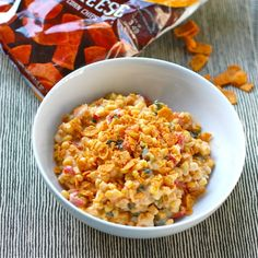 spicy corn salad