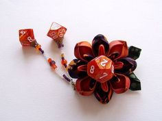 d20 boutonnieres - Google Search