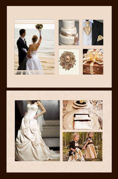 Enlaced - pink and white #photobook template by Blue Angel!
