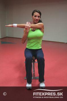 Strečing - triceps