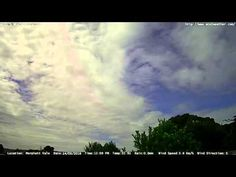 Adelaide weather time Lapse  Thu 24 03 2016