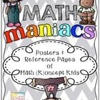 Young students need loads of visual supports to aid their learning. The Math {K}oncept Kids are here to hold your students hands as they become exp...