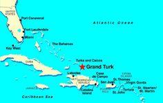 map grand turk