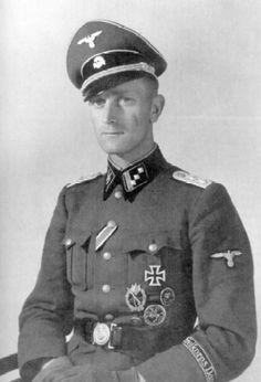Per Sorensen (24 September 1913 - 24 April 1945) Killed in action Niederschöneweide, Berlin, Germany.