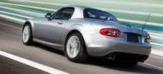 Mazda MX-5 Miata Convertible Roadster