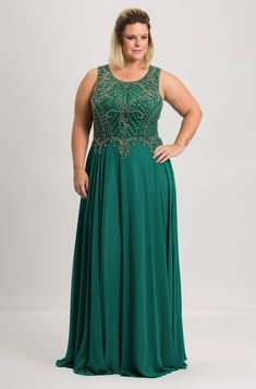 Plus Size Long Dresses, Nice Dresses, Quinceanera Dresses, Prom Dresses, Formal Dresses, Plus Size Chic, Vestidos Plus Size, Curvy Dress, Fashion Outfits