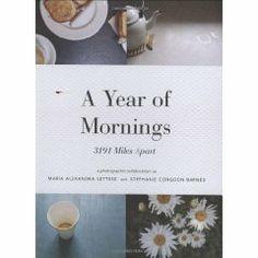 "Maria Vettese, Stephanie Congdon Barnes,""A Year of Mornings"""