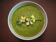 """Cream"" of Broccoli Soup - The Paleo Mom"