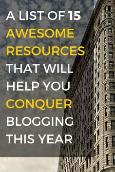 A list of some great (free) tools and services that will supercharge your blogging this year.