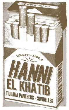 Hanni El Khatib - Tijuana Panthers - Sundelles, The