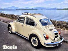 1971 VW 'Boris' by Loch Lomond
