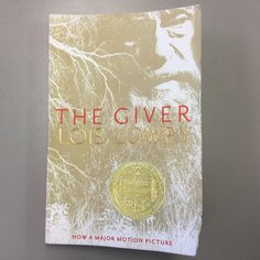 """The Giver by Lois Lowry - Tween reading to make you think """"what if?"""" about your world."""