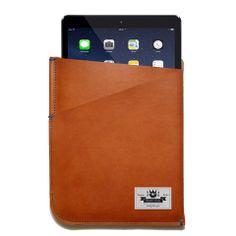 iPad Mini Leather Sleeve | BUKcase COTE | Fits 1st Gen & Retina