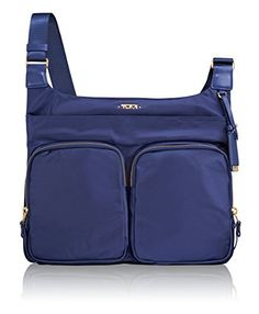 Tumi Voyageur Sadler Crossbody Moroccan Blue >>> See this great product. Note:It is Affiliate Link to Amazon.