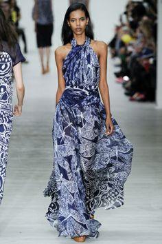 Sfilata Matthew Williamson Londra - Collezioni Primavera Estate 2014 - Vogue