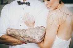 Elegant Yet Casual Modern Durban Wedding: Shaun & Samantha