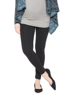 Maternity Styles - casual maternity leggings : Motherhood Secret Fit Belly Maternity LeggingsBlackSmall ** To view even more for this item, check out the picture link. (This is an affiliate link). Best Maternity Leggings, Casual Maternity, Old Navy Maternity, Maternity Jeans, Maternity Styles, Maternity Clothing, Knit Leggings, Black Leggings, Basic Wear