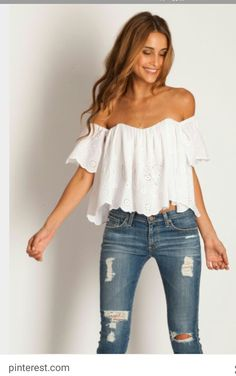 b3c06bde83a4af Click the picture for more info. Shirt  white summer top jeans blouse top  bouse tube top cute white