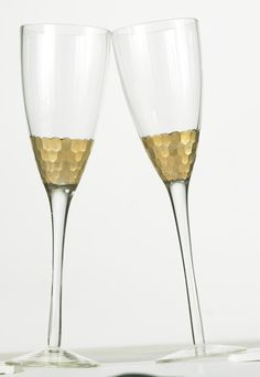 Cheers to them! #HomeGoodsWedding - Repin to win!