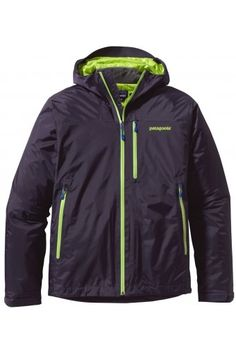 Mens Patagonia Insulated Torrentshell Jacket