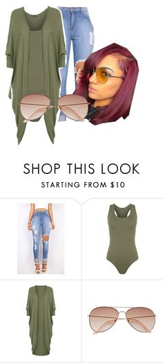"""""""Untitled #561"""" by iamlexus ❤ liked on Polyvore featuring WearAll and H&M"""