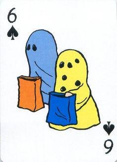 https://flic.kr/p/dd2z7a | Peanuts Great Pumpkin Playing Cards | From the Peanuts Great Pumpkin card deck set.