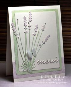 thank you card by Deborah Nolan
