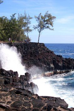 AT MacKenzie State Park in Hawaii is a peaceful and pretty destination.