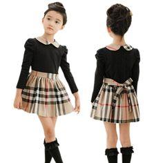 ropa de niña online primavera