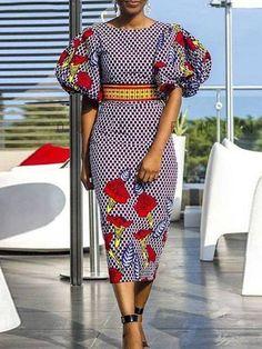 African Print Dresses, African Print Fashion, African Wear, African Attire, African Fashion Dresses, African Dress, African Outfits, Ankara Fashion, Africa Fashion