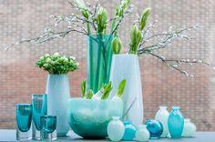Dutz Collection blau-grün