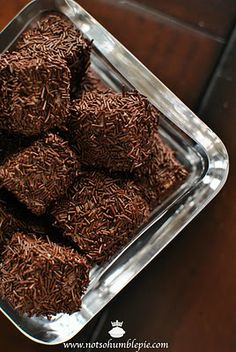 #chocolate #marshmallows