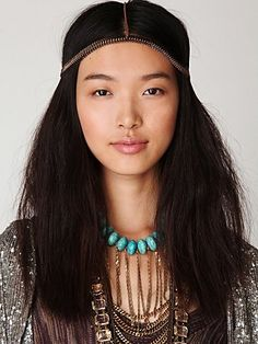 Free People Siren Headpiece at Free People Clothing Boutique - StyleSays