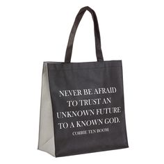 For I Know the Plans Tote Shopping Bag Jeremiah Bible Study Materials, Corrie Ten Boom, I Know The Plans, Scripture Verses, Inspirational Message, Shopping Bag, Reusable Tote Bags, How To Plan, Logos