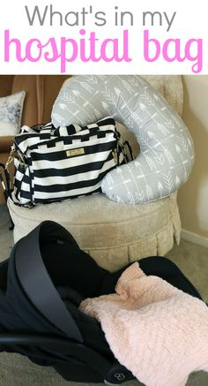My top picks as for what to pack in a hospital bag for baby. I learned what is essential to bring and what wasn't needed after having two kids! Labor Hospital Bag, Packing Hospital Bag, Kids Hospital, Hospital Bag For Mom To Be, Paisley, Third Baby, After Baby, Baby Arrival, Baby Needs