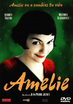 Amelie, simply a lovely French film (watched with Clearplay)