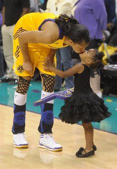 Spotlight: Candace Parker - Basketball Slideshows | NBC Olympics