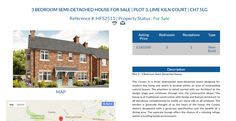 HFS2511 3 BEDROOM SEMI-DETACHED HOUSE FOR SALE Asking Price £180,000 Location PLOT 3, LIME KILN COURT | CH7 5LG  #OnlineEstateAgency #FreeOnlineEstateAgency  #OnlineHousesForSale #SellingYourHouseOnline  #FreePropertyValuationOnline #OnlineEstateAgent  #Ownersellers #SellingYourHouseOnlineForFree #FreePropertyValuation #FreeOnlineEstateAgents