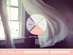 31 Days to a Meaningful Morning: 5 Practices for Encountering the Spirit - A Sacred Journey
