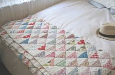 a quilt by colette