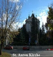 St. Anton Anton, Warsaw, Travel, Photo Illustration