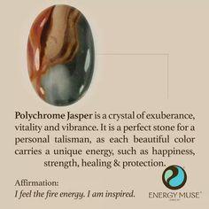Polychrome Jasper