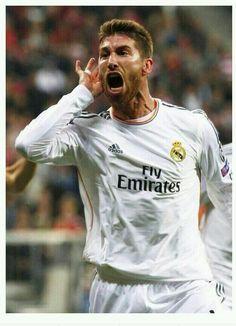 Primer gol de Ramos !!