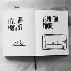 今天讓我們一起努力。 Put down your phone and enjoy your weekend :)