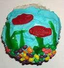 fish bowl cupcakes - Bing Images