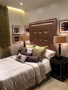 Bedroom in Abbey Lodge building - London | SISSY FEIDA INTERIORS