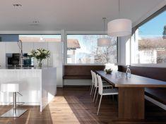 Vilters, Switzerland › Architecture + Kitchen › Gallery › Kitchen | LEICHT – Modern kitchen design for contemporary living