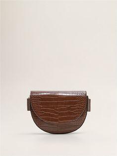 Crocodile, Mango Fashion, Vide, Crocs, Shopping Bag, Fashion Online, Shoulder Bag, Leather, Stuff To Buy